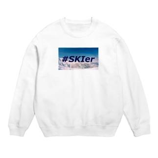 #SKIer /スキーヤー Sweats