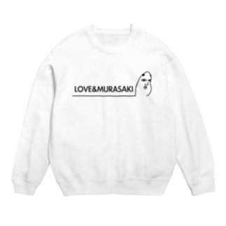 LOVE&MURASAKI スウェット