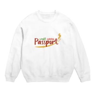 Passport スウェット