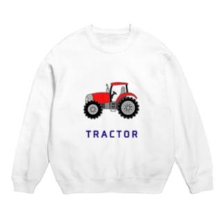 トラクター Sweats