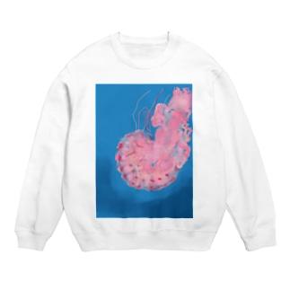 jelly jellyfish スウェット