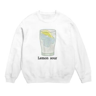 レモンサワー Sweats