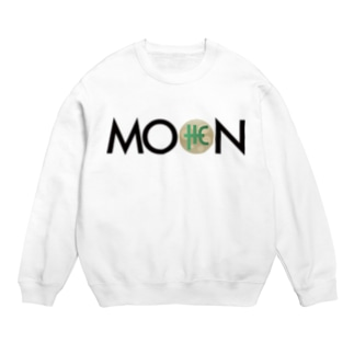 MOON THC blackfont Sweats