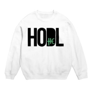 HODL THC blackfont Sweats