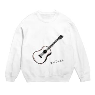 guitar スウェット