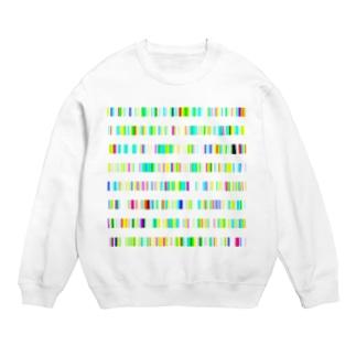 Color Bars スウェット