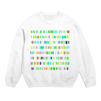 レオナのColor Bars Sweats