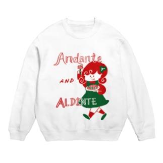 Andante AND ALDENTE Sweats
