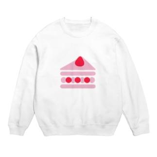 苺ショートケーキ Sweats
