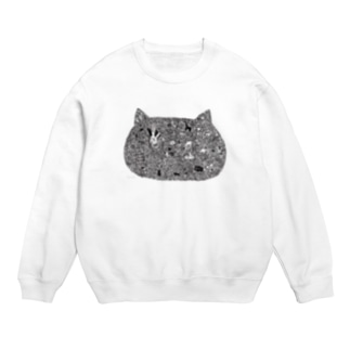フジサキ(よころ)の猫も愛せばにゃーと鳴く Sweats