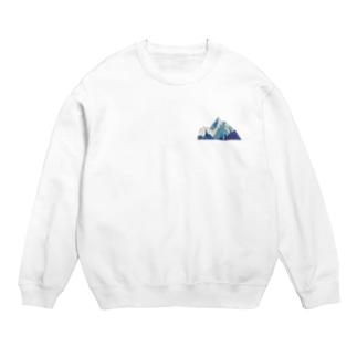 mountain スウェット