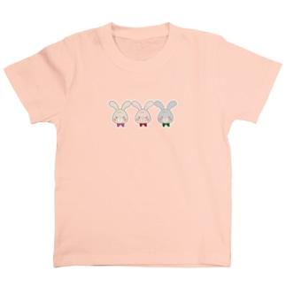 ナチュかわ♡うさたんず T-shirts