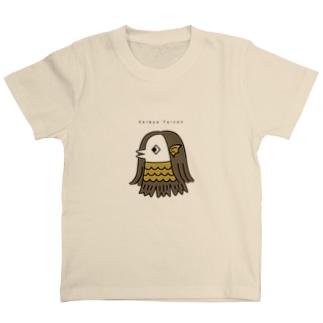 アマビエ・イエロー T-shirts