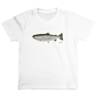 しゃけ T-shirts