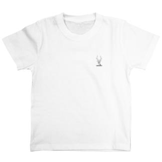 鹿wire T-shirts
