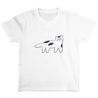 ブチネコ T-shirts
