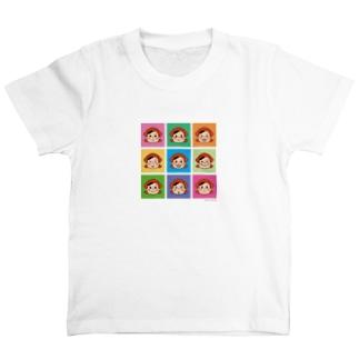 看板娘こまるちゃん T-shirts
