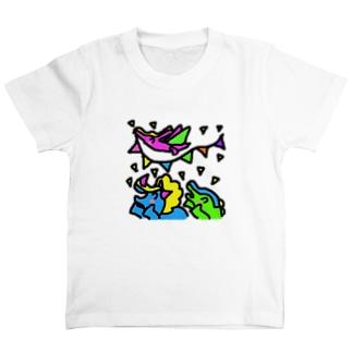 恐竜サンバ T-shirts