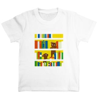 本棚くまさん T-Shirt