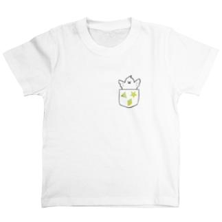とりぽっけT(お子様用) T-Shirt