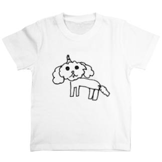 つのいぬ T-shirts