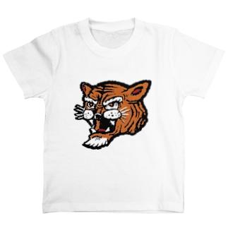 TTU tiger (kids140) T-shirts