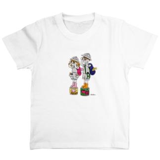 フルーツ探検隊 T-shirts