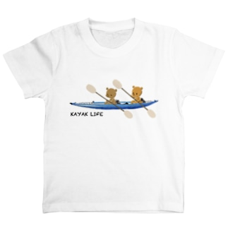 子供用KAYAK Tシャツ T-shirts