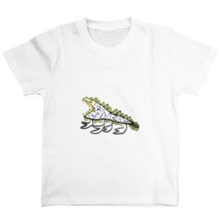 ギルガンリ おそろいTシャツ(前面) T-Shirt