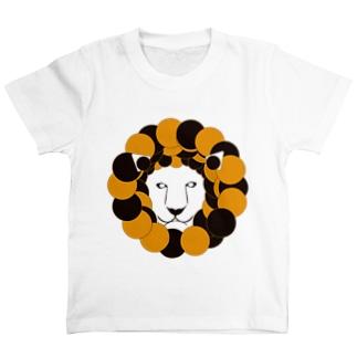 ライオンかっこいい! T-shirts