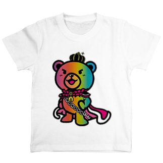 BASEfor BEAR Rainbow T-shirts