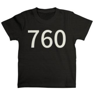 760 Tシャツ
