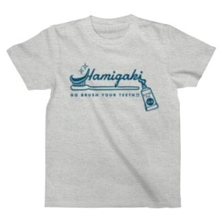 HAMIGAKI T-shirts