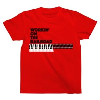 RAILROAD3 T-shirts