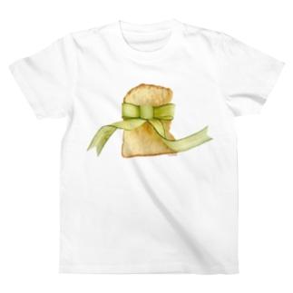 きゅうりリボントースト T-shirts