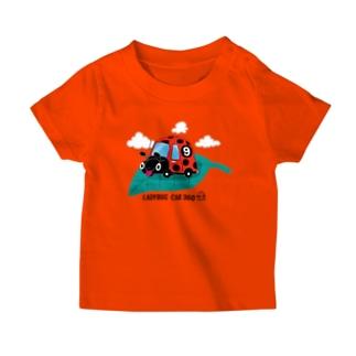 テントウムシカー T-shirts