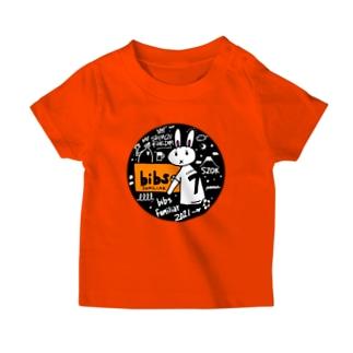 看板うさぎ_キッズT T-shirts