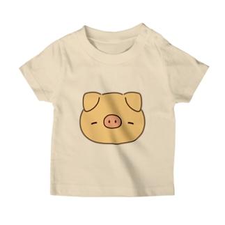 シンプルぶぶT T-shirts