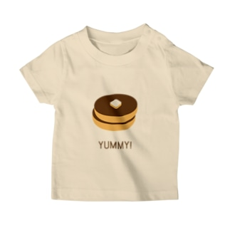 Merry Care Shopのホットケーキ Merry Care Friends T-Shirt