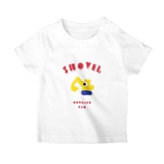SHOVEL T-shirts