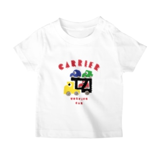 CARRIER T-shirts