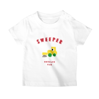 SWEEPER T-shirts