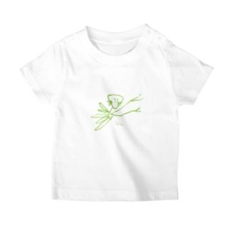 なんかちがうカマキリ T-shirts