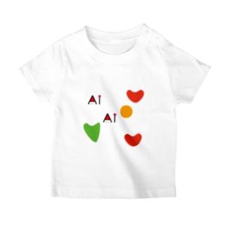 AI・・・ あい T-shirts