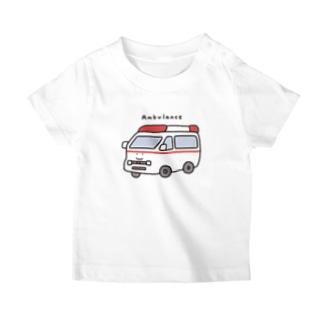 救急車さん(こども) T-Shirt