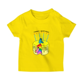 HBD_happycake T-shirts