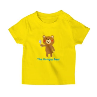 The Hungry Bear ロゴあり T-shirts