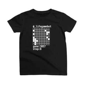 @_lifegamebot g:3057 s:8 Tシャツ