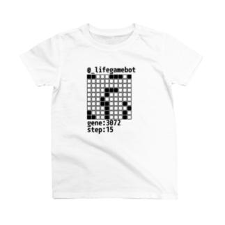 @_lifegamebot g:3072 s:15 Tシャツ