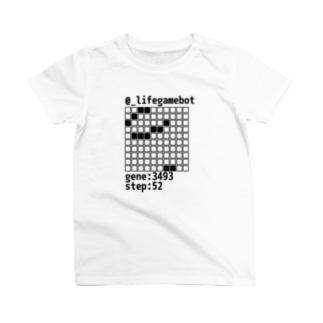 @_lifegamebot g:3493 s:52 Tシャツ